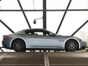 Ver foto 11 de Maserati GranTurismo S Automatic 2009