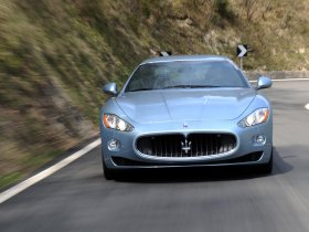 Ver foto 10 de Maserati GranTurismo S Automatic 2009