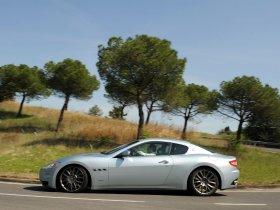 Ver foto 9 de Maserati GranTurismo S Automatic 2009