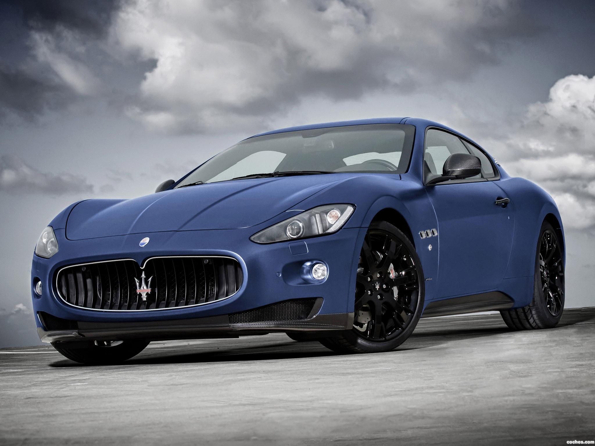 Foto 0 de Maserati GranTurismo S Limited Edition 2011