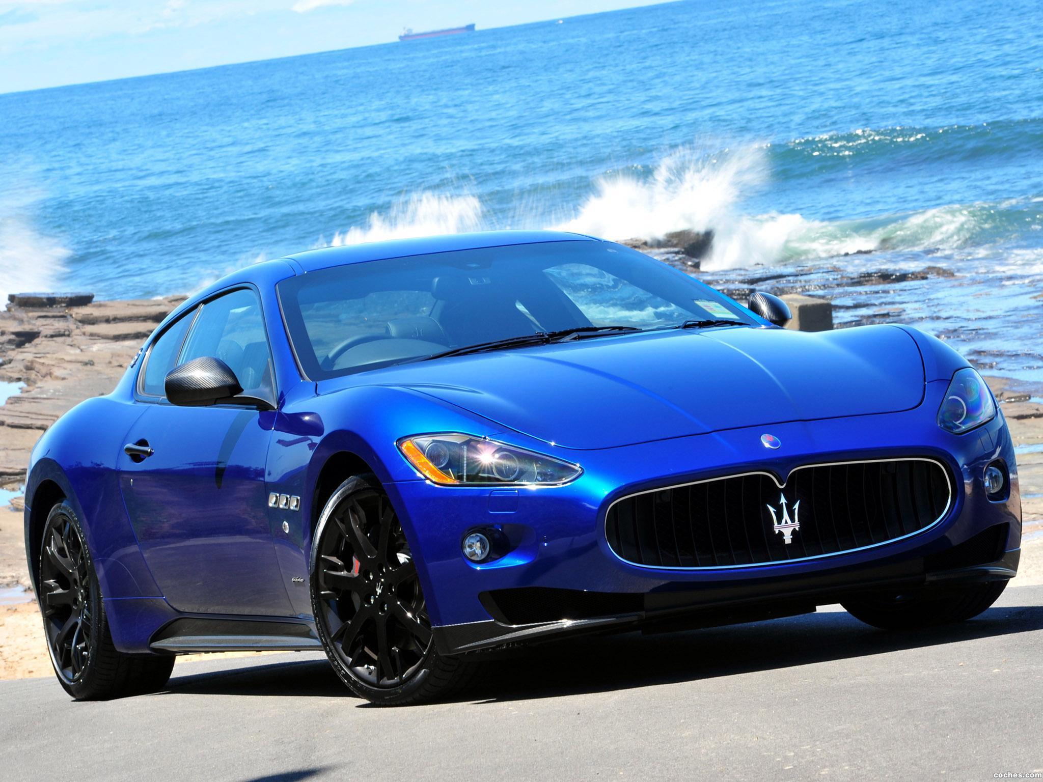Foto 0 de Maserati GranTurismo S MC 2012