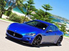 Ver foto 11 de Maserati GranTurismo S MC 2012
