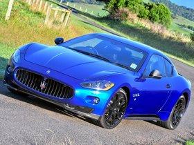 Ver foto 9 de Maserati GranTurismo S MC 2012