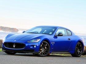 Ver foto 4 de Maserati GranTurismo S MC 2012
