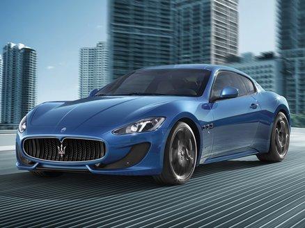 Maserati Granturismo Aut.