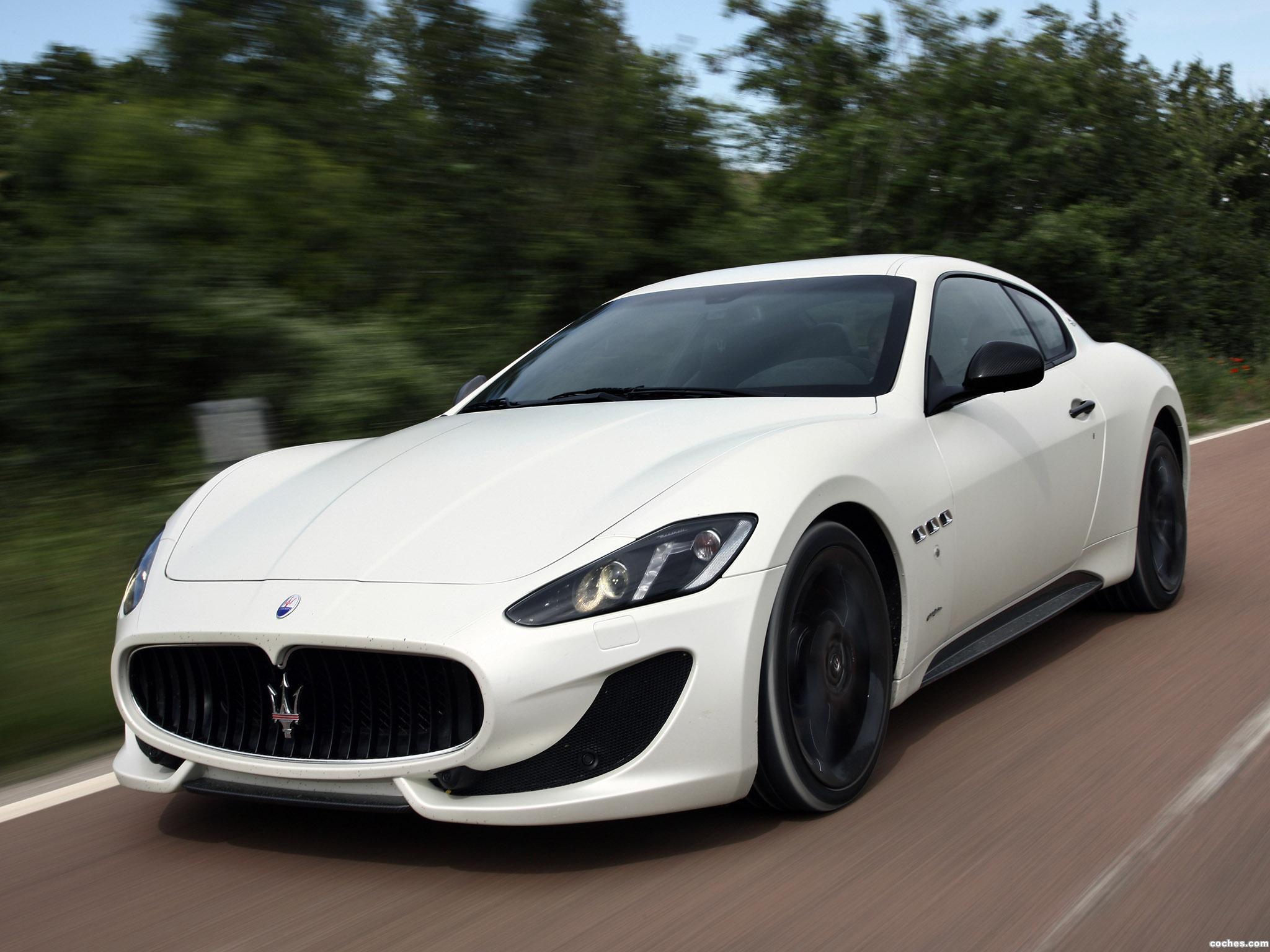 Foto 0 de Maserati GranTurismo Sport MC Line 2012