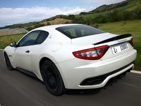 Ver foto 10 de Maserati GranTurismo Sport MC Line 2012