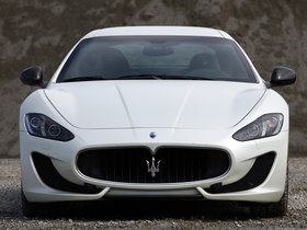 Ver foto 9 de Maserati GranTurismo Sport MC Line 2012