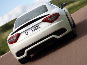 Ver foto 8 de Maserati GranTurismo Sport MC Line 2012