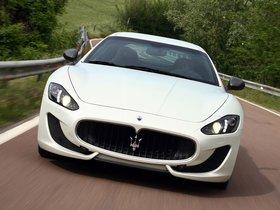 Ver foto 6 de Maserati GranTurismo Sport MC Line 2012
