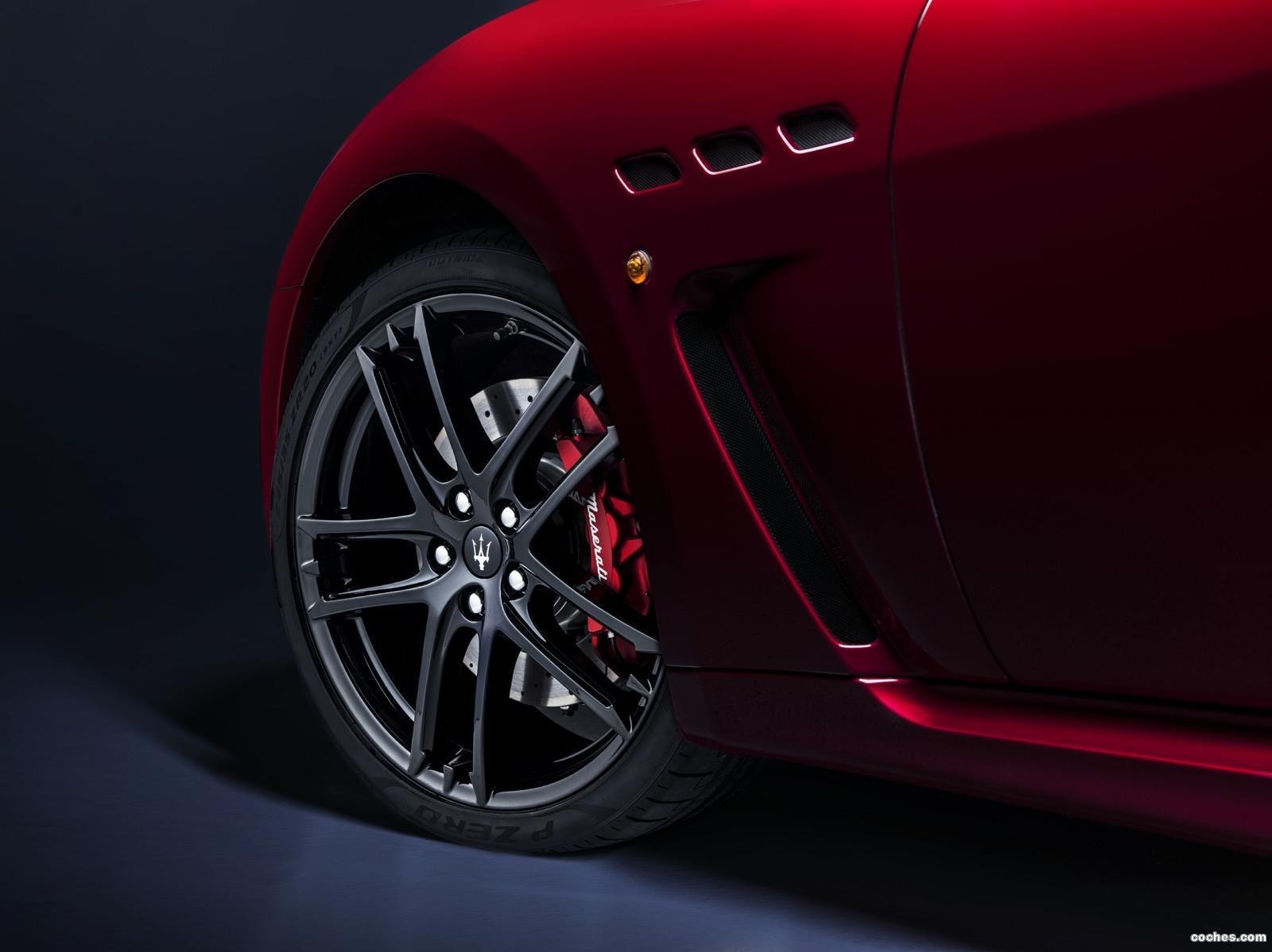 Foto 0 de Maserati GranTurismo MC 2017
