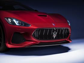 Ver foto 3 de Maserati GranTurismo MC 2017
