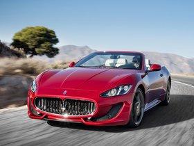 Fotos de Maserati Grancabrio Sport 2012