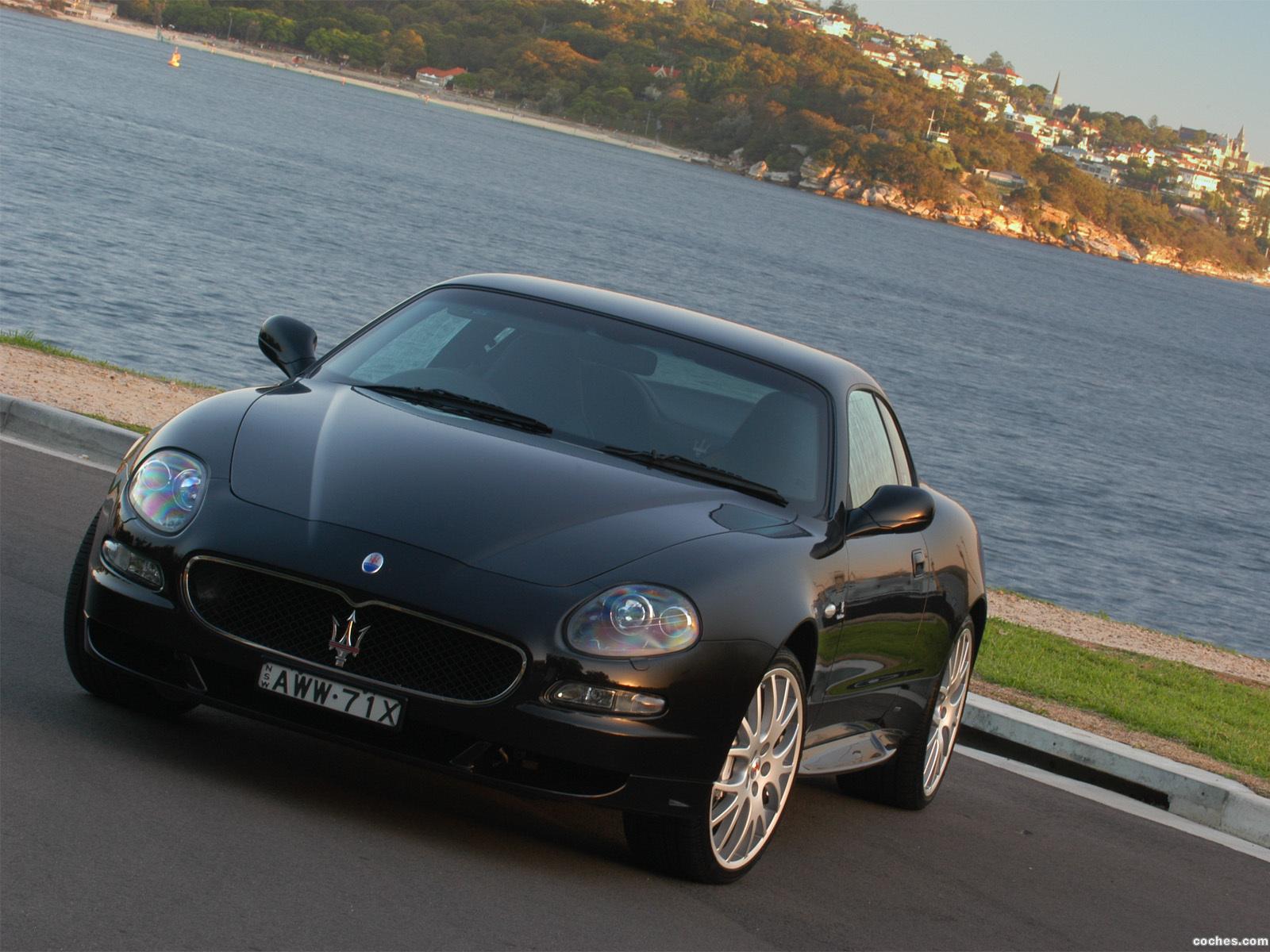 Foto 0 de Maserati Gransport 2002