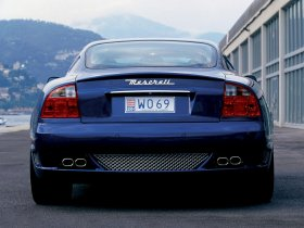 Ver foto 13 de Maserati Gransport 2002