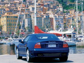 Ver foto 10 de Maserati Gransport 2002