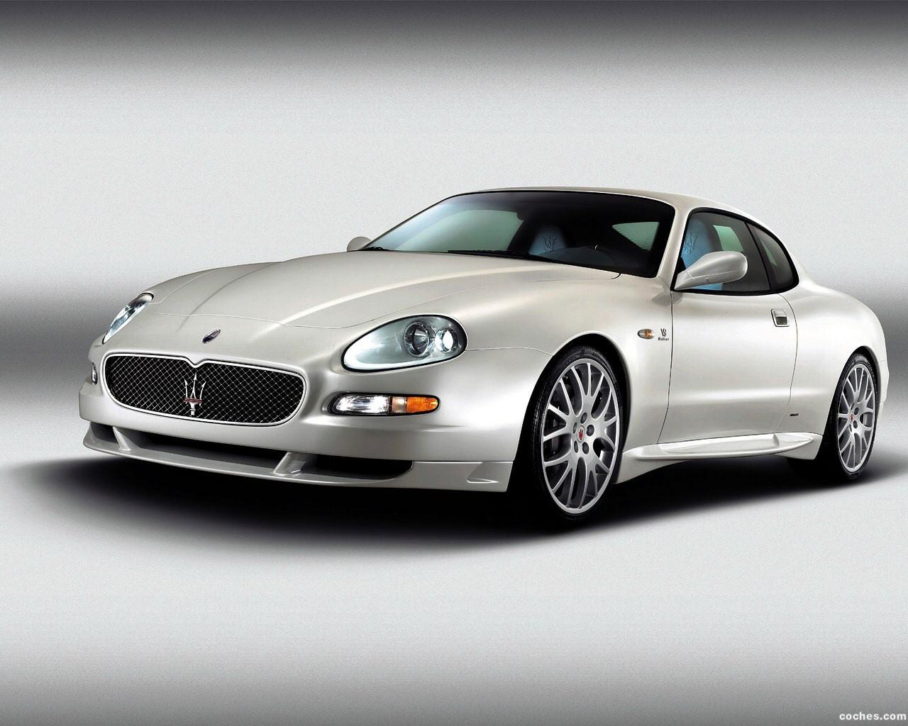 Foto 0 de Maserati Gransport 2004