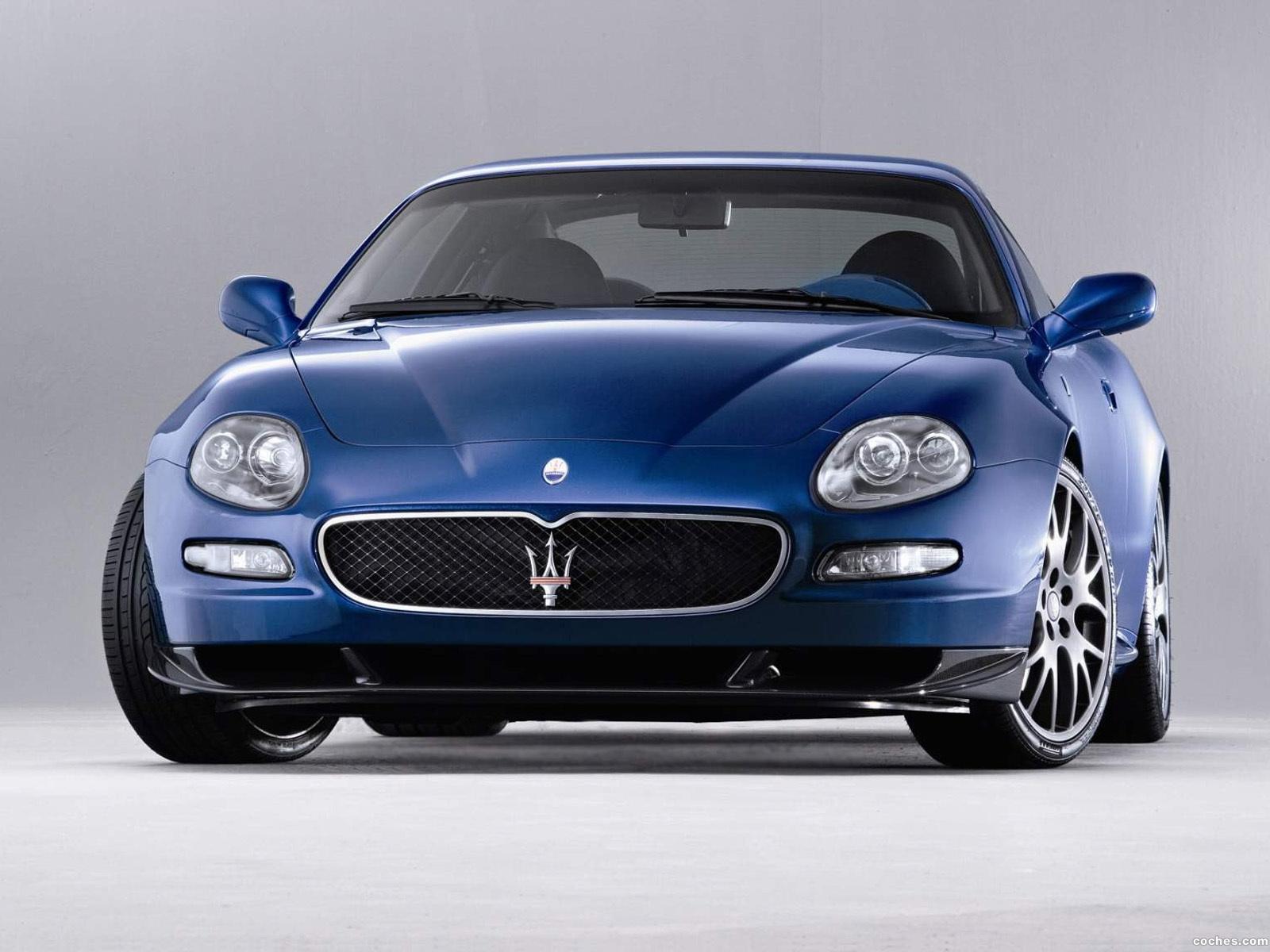Foto 0 de Maserati Gransport MC Victory 2006