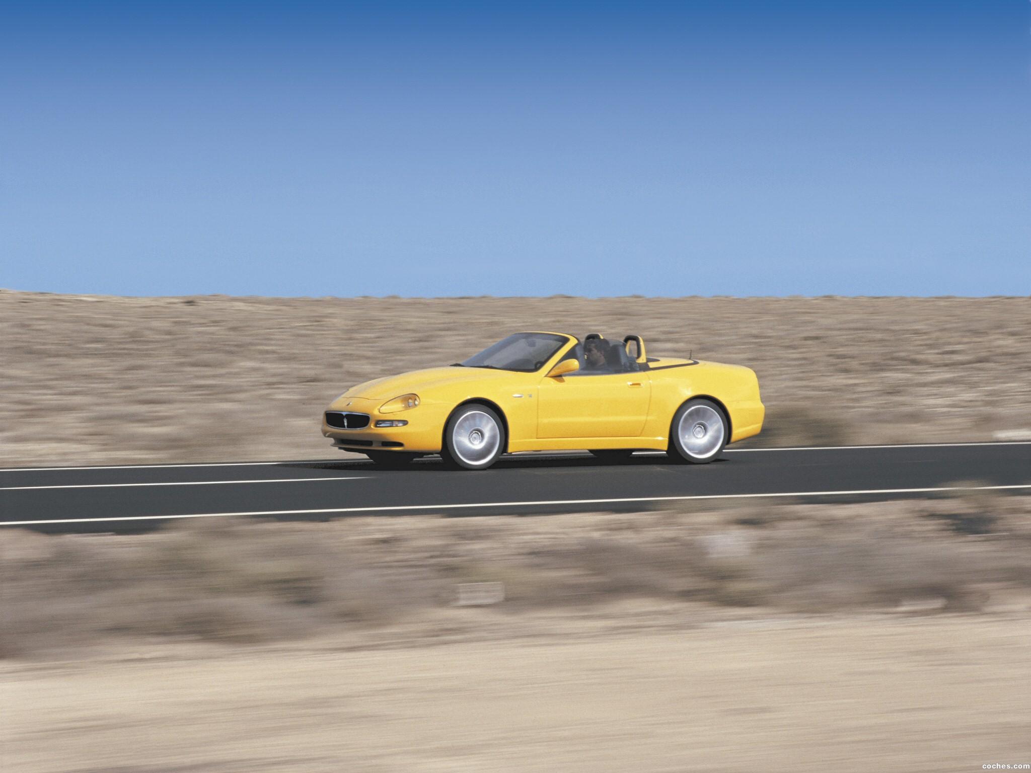 Foto 0 de Maserati Gransport Spyder 2002