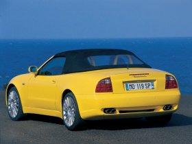 Ver foto 7 de Maserati Gransport Spyder 2002