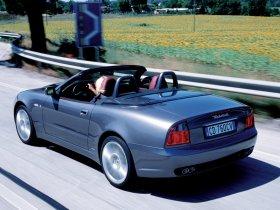 Ver foto 2 de Maserati Gransport Spyder 2002