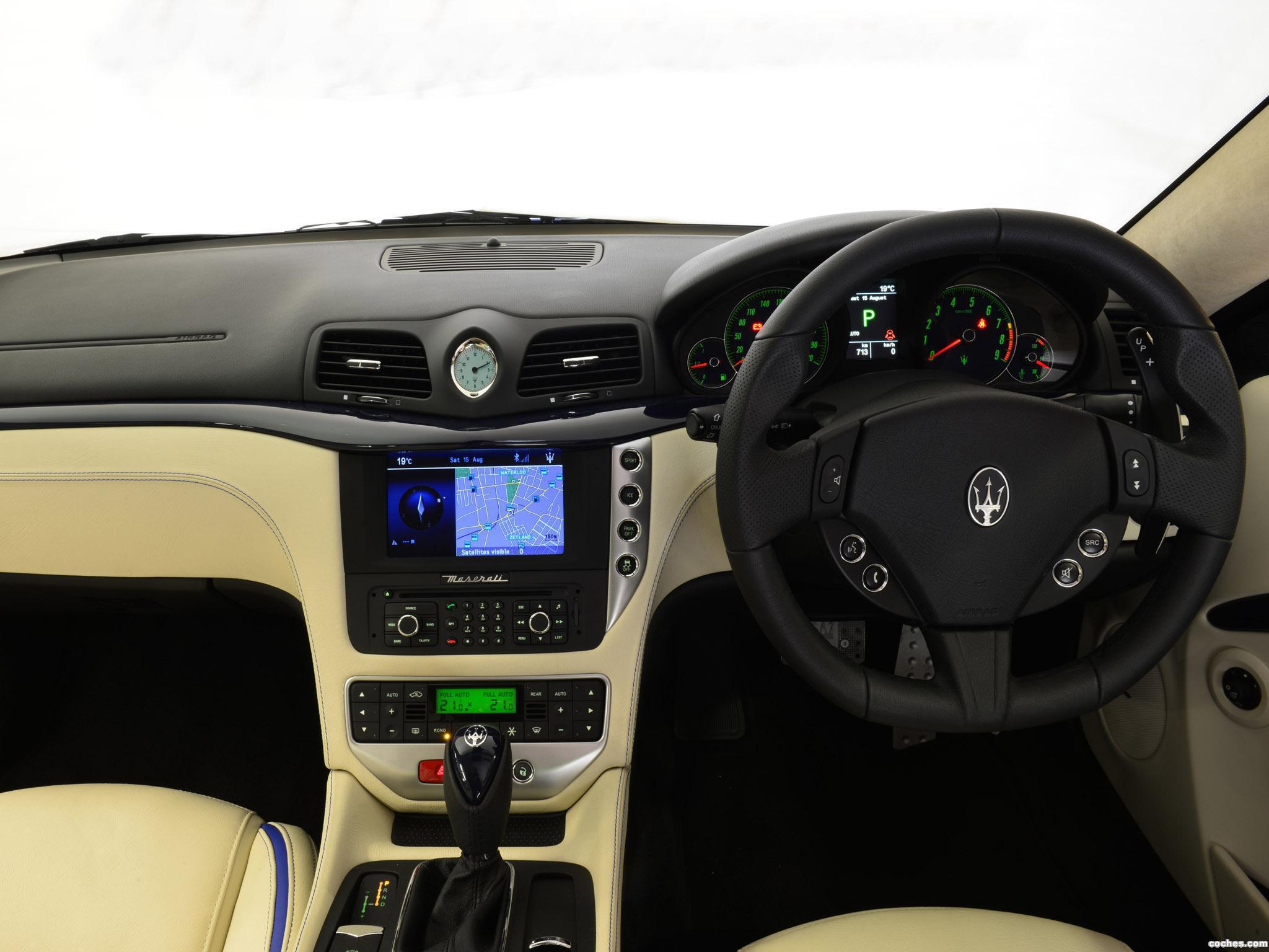 Foto 20 de Maserati Granturismo MC Sportline 2015