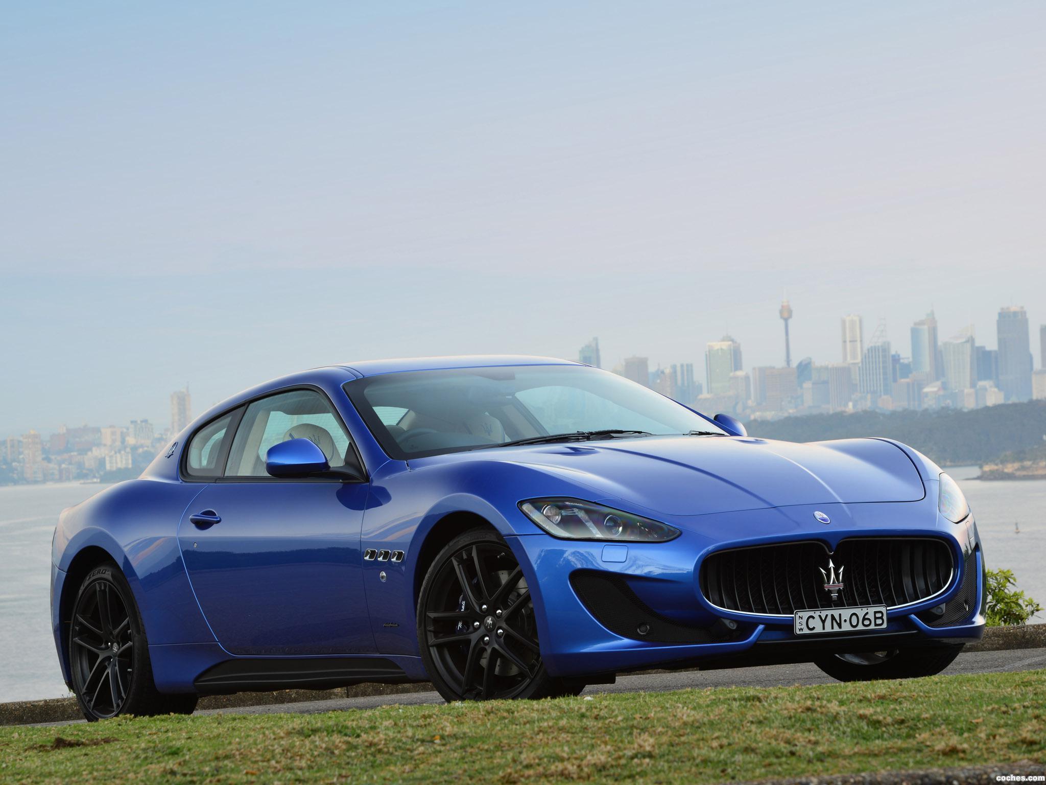 Foto 10 de Maserati Granturismo MC Sportline 2015