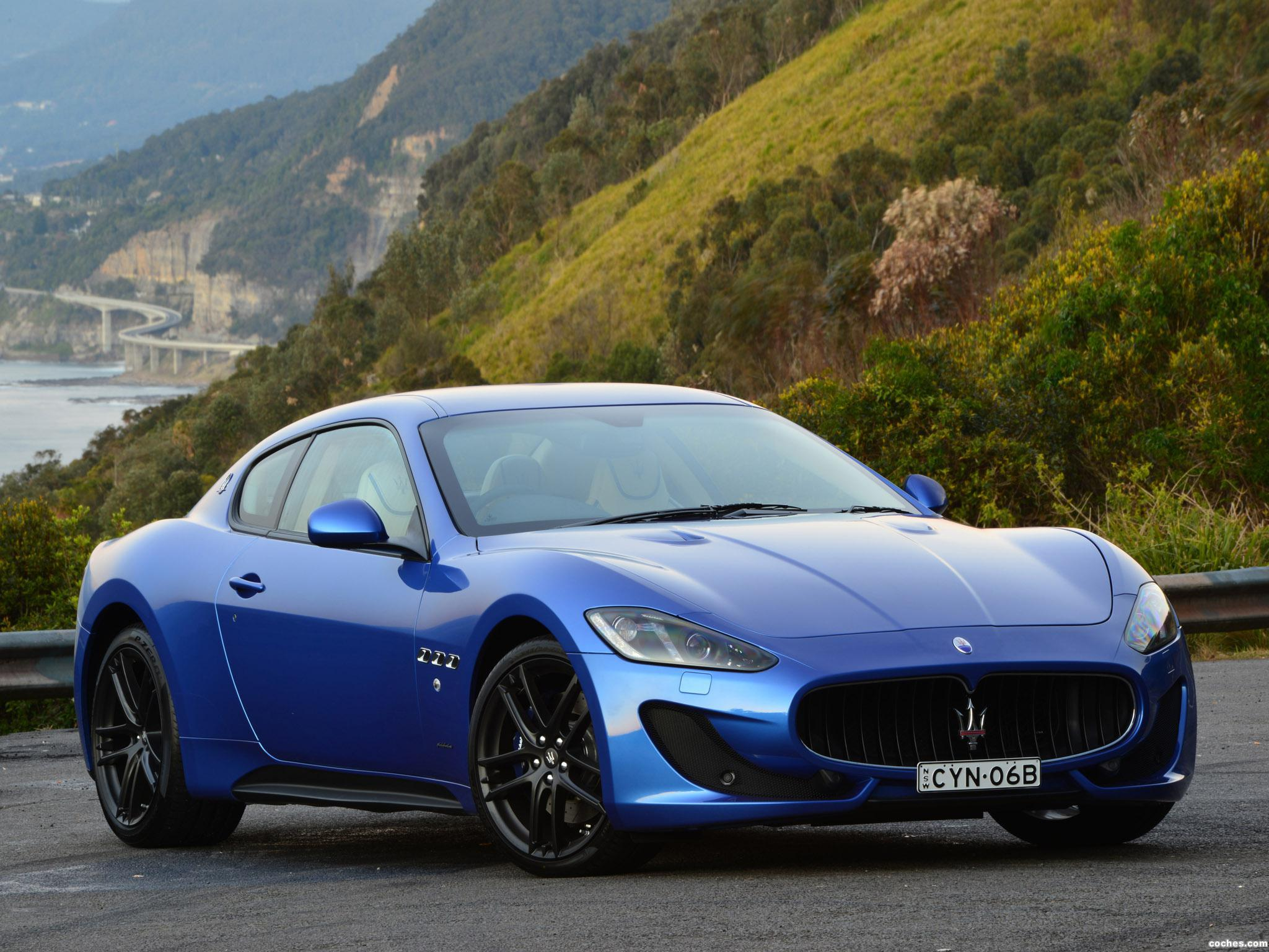 Foto 9 de Maserati Granturismo MC Sportline 2015