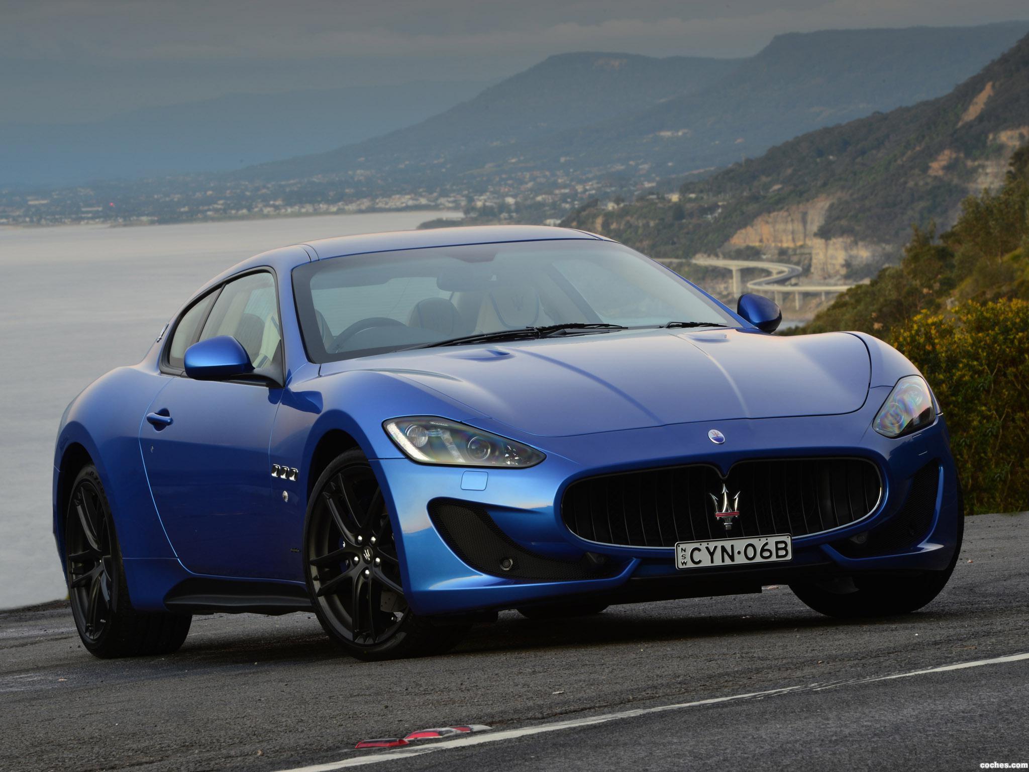 Foto 7 de Maserati Granturismo MC Sportline 2015