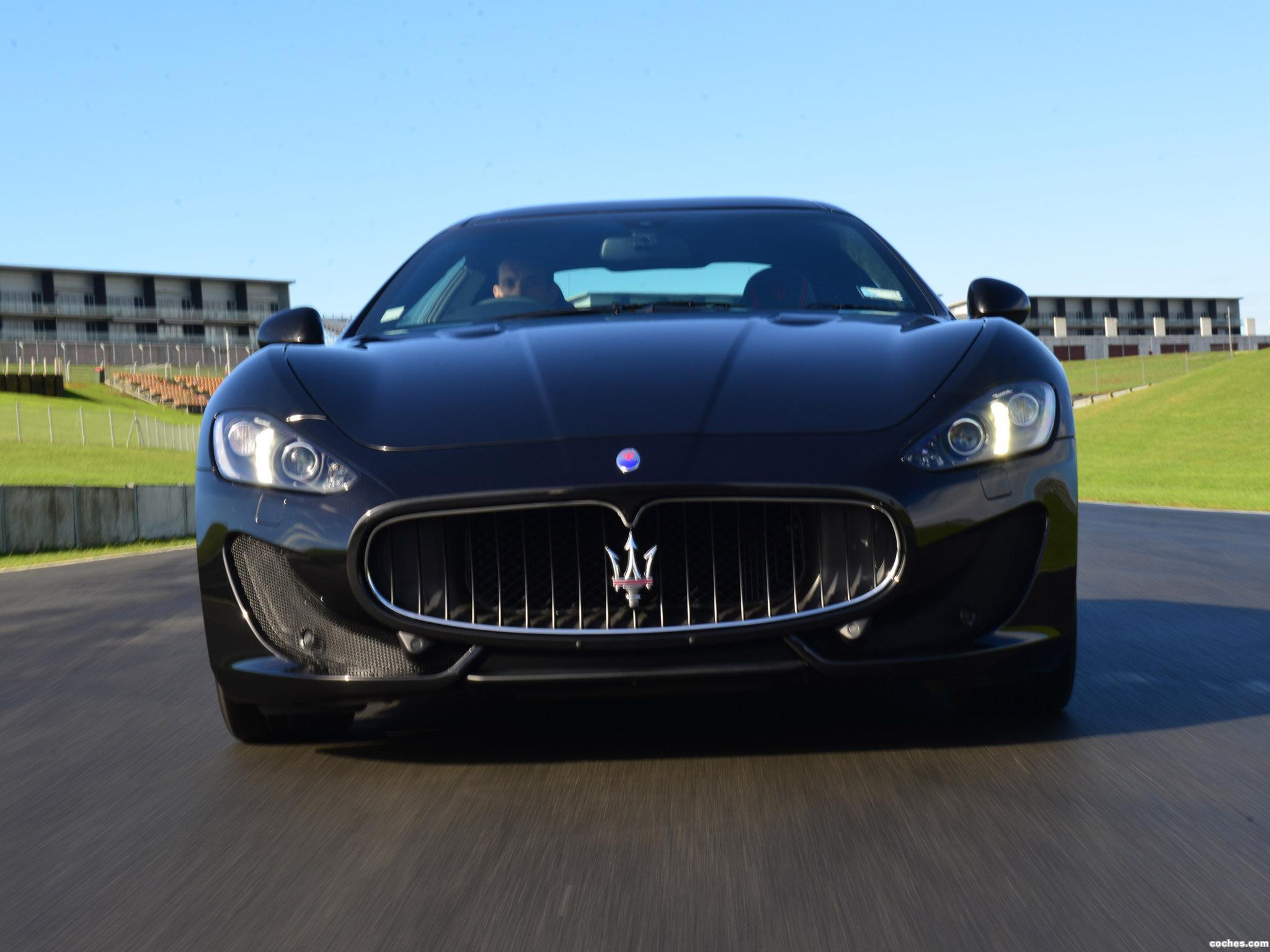 Foto 3 de Maserati Granturismo MC Sportline 2015