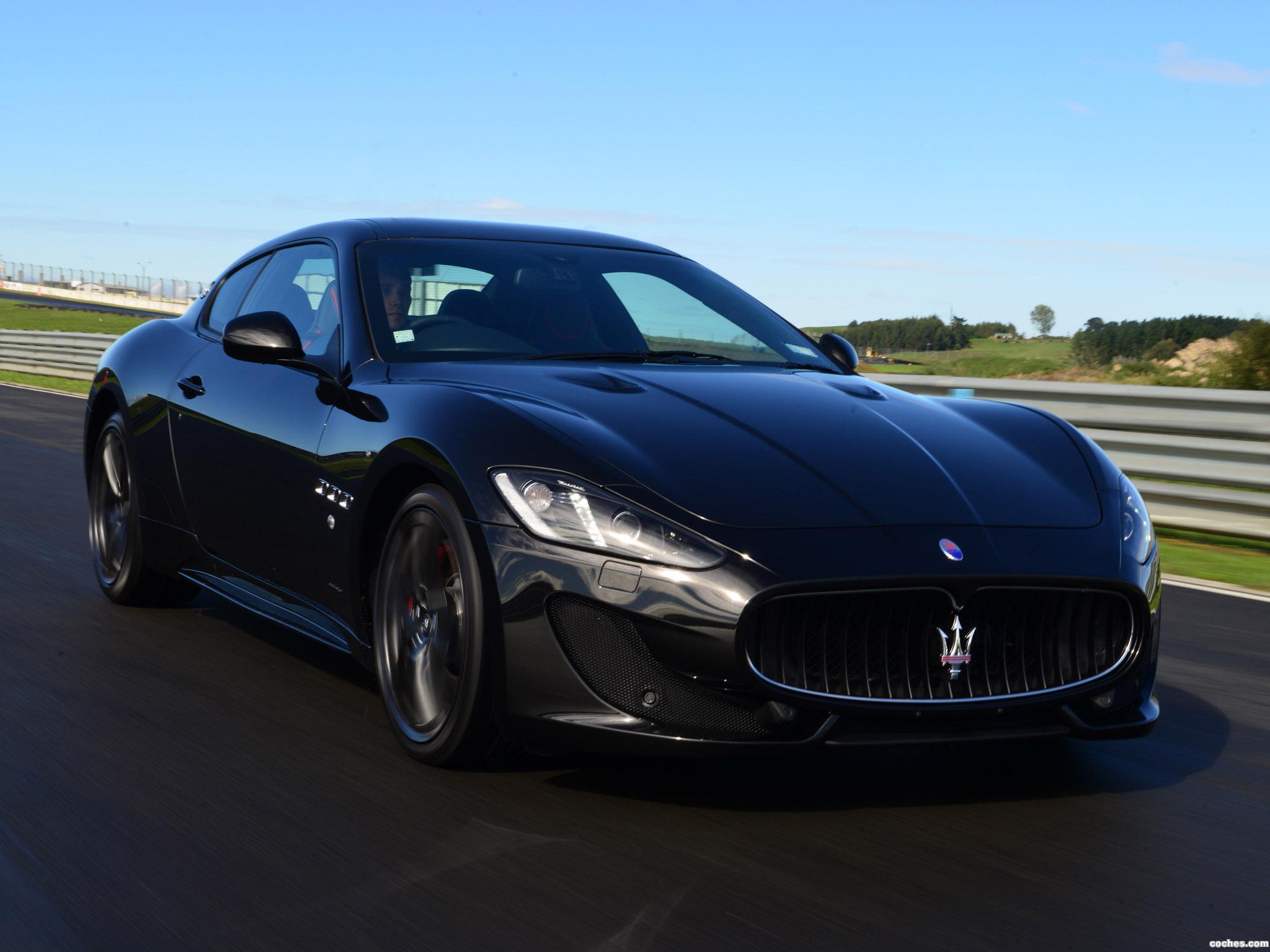 Foto 16 de Maserati Granturismo MC Sportline 2015
