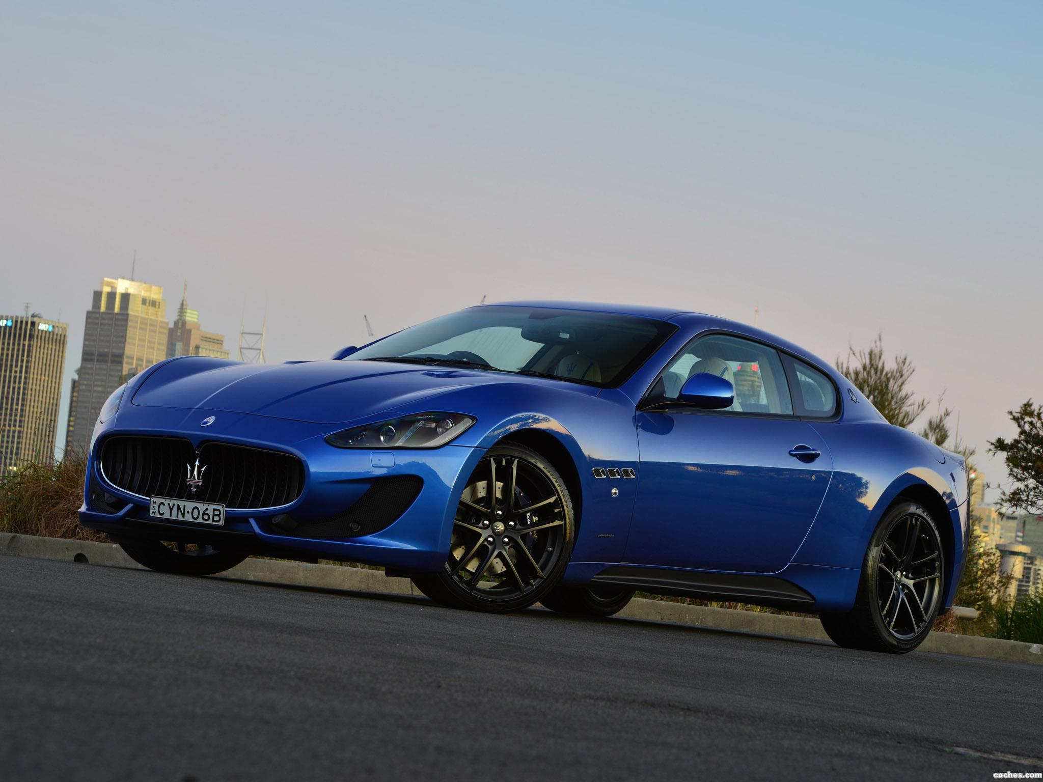 Foto 14 de Maserati Granturismo MC Sportline 2015
