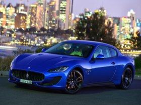 Ver foto 12 de Maserati Granturismo MC Sportline 2015