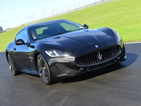 Ver foto 7 de Maserati Granturismo MC Sportline 2015