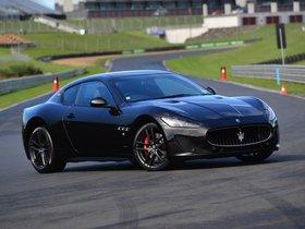 Ver foto 5 de Maserati Granturismo MC Sportline 2015
