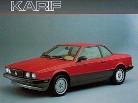 Ver foto 2 de Maserati Karif 1988
