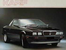 Ver foto 1 de Maserati Karif 1988