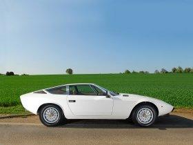 Ver foto 2 de Maserati Khamsin 1973