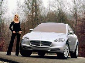Ver foto 8 de Maserati Kubang Concept 2003