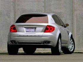 Ver foto 7 de Maserati Kubang Concept 2003