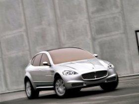 Ver foto 4 de Maserati Kubang Concept 2003