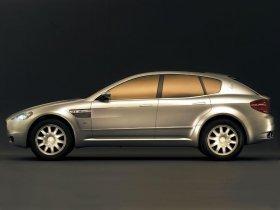 Ver foto 3 de Maserati Kubang Concept 2003