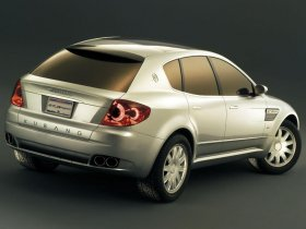 Ver foto 2 de Maserati Kubang Concept 2003