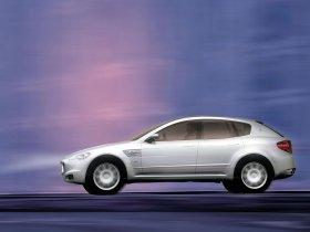 Ver foto 6 de Maserati Kubang Concept 2003