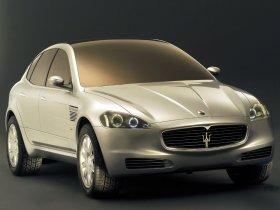 Fotos de Maserati Kubang Concept 2003
