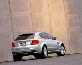 Ver foto 5 de Maserati Kubang Concept 2003