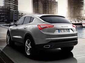 Ver foto 3 de Maserati Kubang Concept 2011