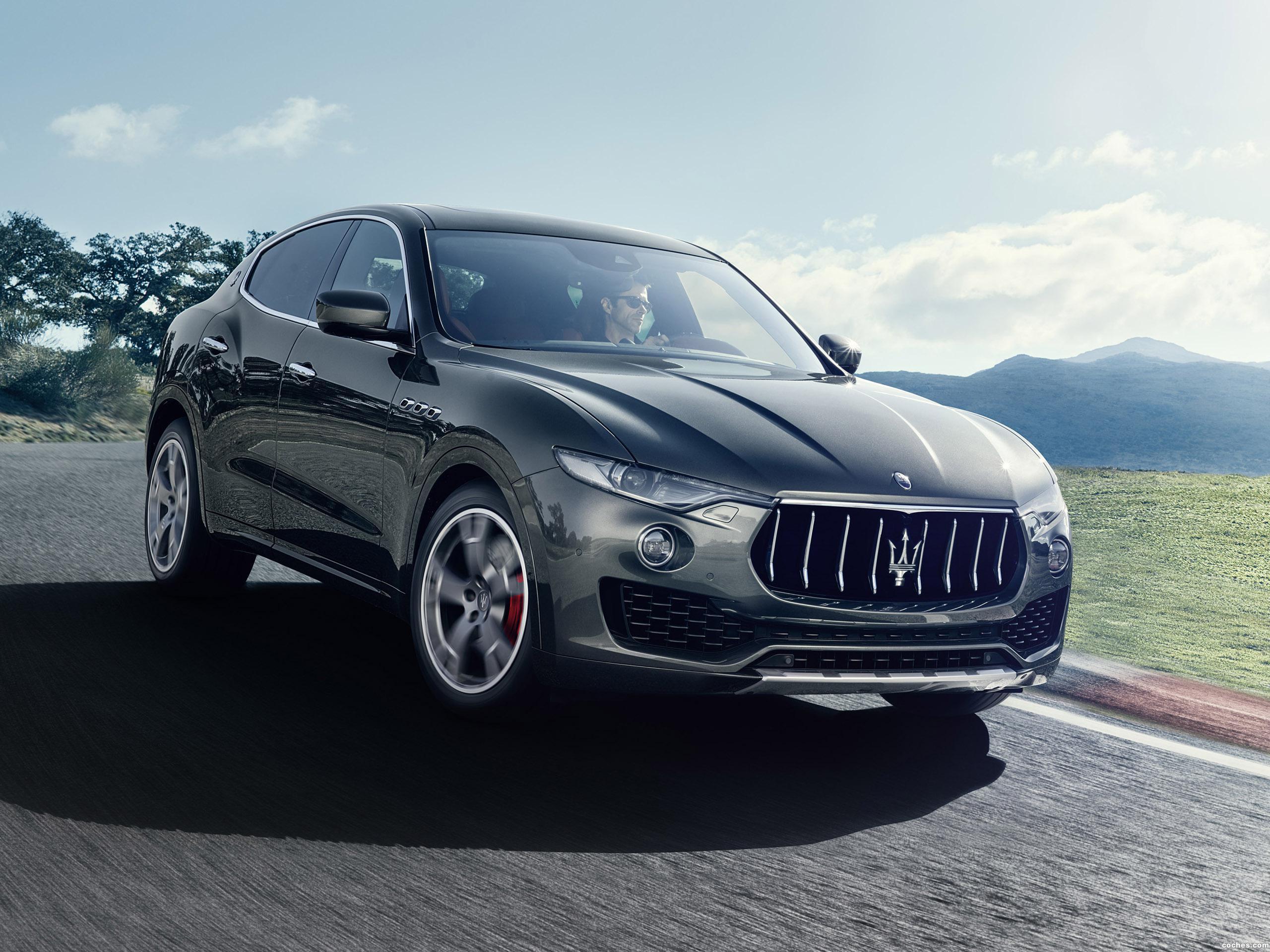 Foto 4 de Maserati Levante 2016