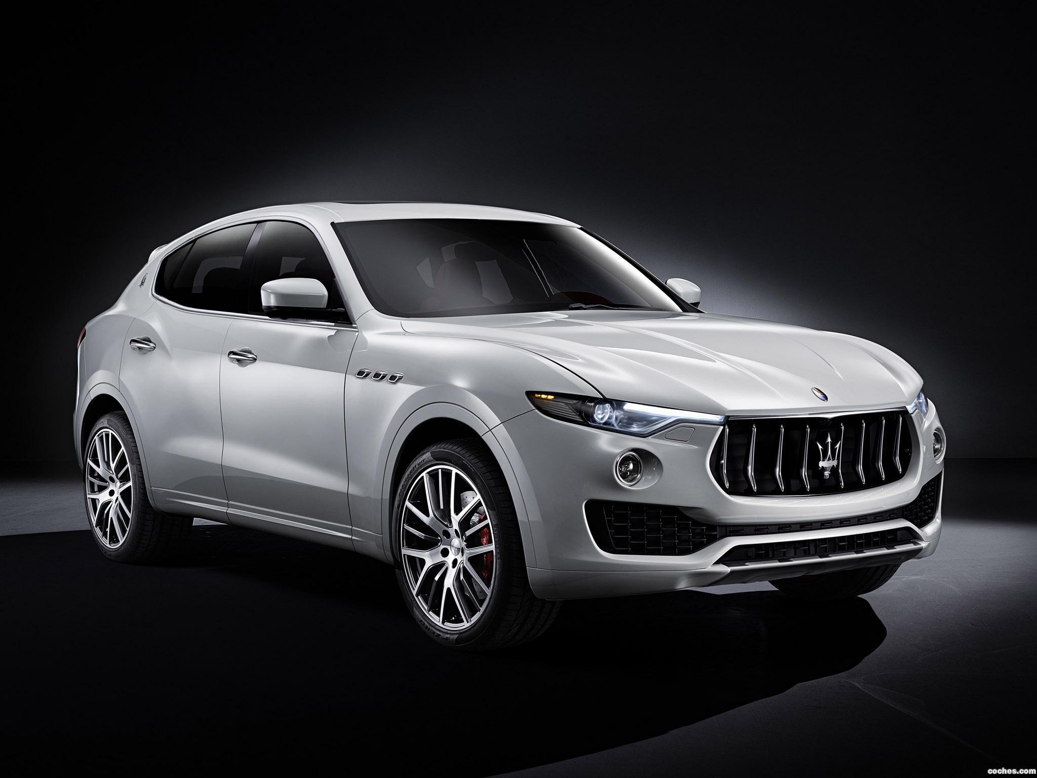 Foto 22 de Maserati Levante 2016