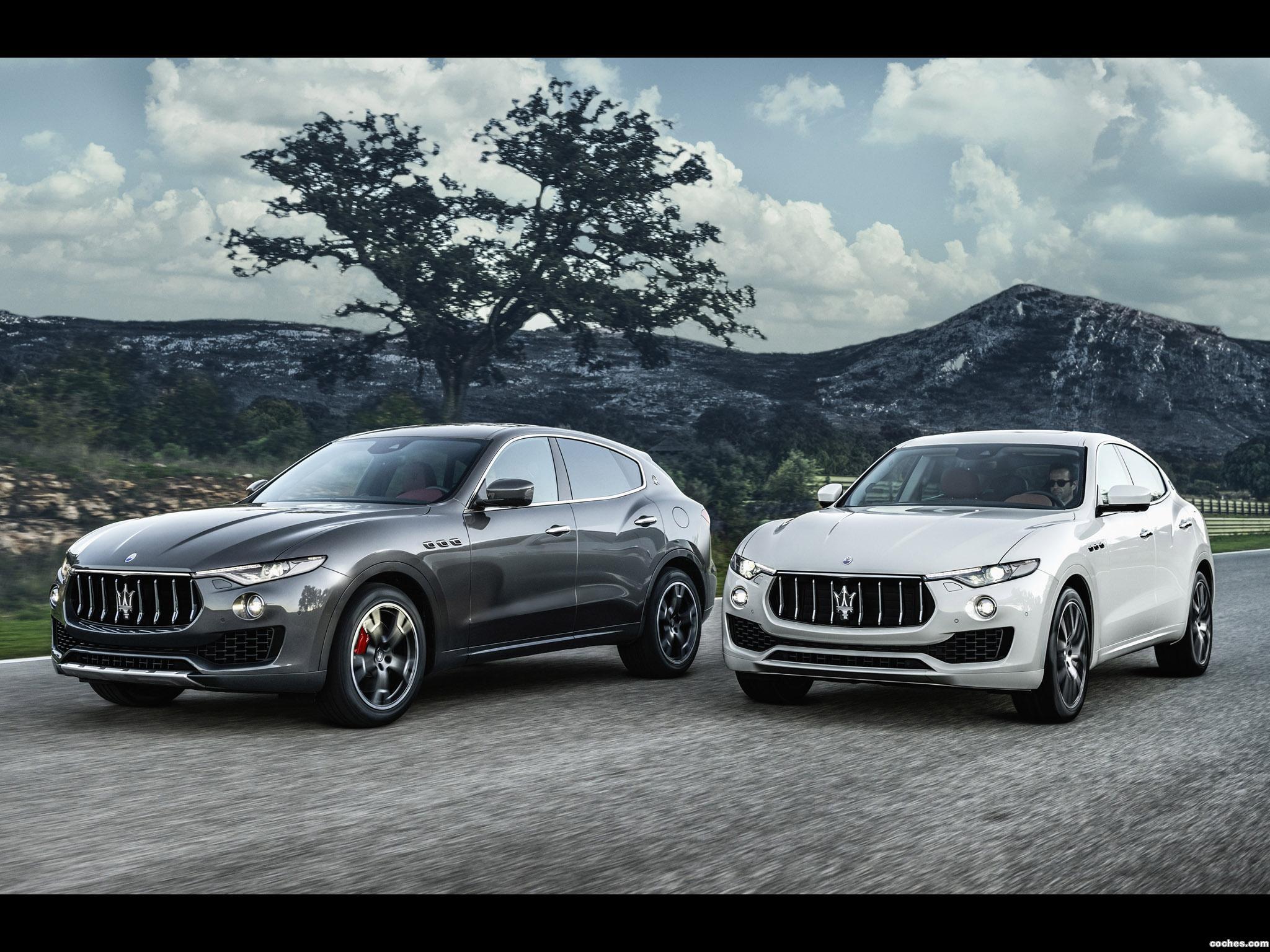 Foto 21 de Maserati Levante 2016